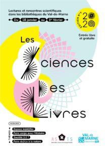 Affiche Les Sciences Des Livres 2020